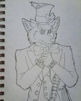 mad hatter russell by skyfox911