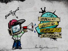 open your mind Dvision by oOo-n3o-oOo