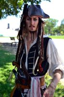 Captain Jack Sparrow by JHussey92