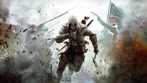 Connor Kenway by adampeace32