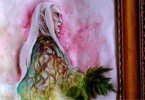 Elvenking, finished by The-girl-in-Mirkwood