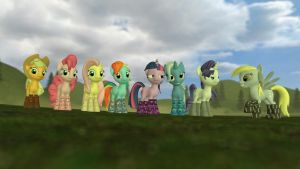 (Hex Pack DL) Character Specific Socks! (update) by Legoguy9875