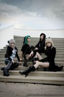 Eden Party - my visual kei band by palecardinal
