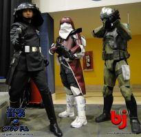 Star Wars Cosplay by the-kender