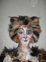 Pouncival Makeup - 2010 by BreachofReality