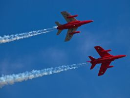 Gnat Pair Duxford by davepphotographer