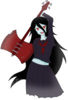 Sailor Uniform - Marceline by ghostrockk