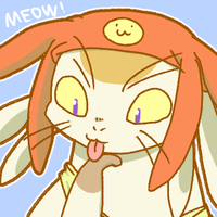 Meow by OysteIce
