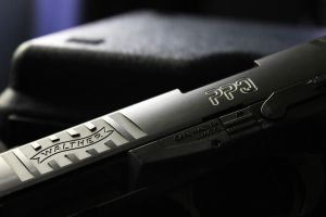 Walther PPQ by PLutonius