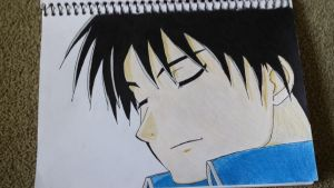 Roy Mustang by jackom31