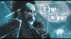 Breaking Bad Signature - 'The King' by Solar11pro