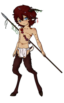 .:The Little Satyr Prince:. by Lykus