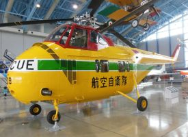 JASDF Sikorsky H-19 Rescue Chickasaw by rlkitterman