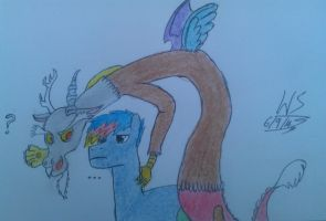 Discord and I by Stickman16