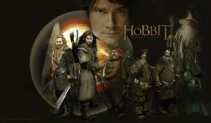 THE HOBBIT by VaL-DeViAnT