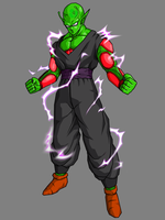 Piccolo - Ascended super namek by RazorShadowZ