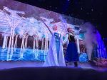 Elsa and Anna Singing by WDWParksGal