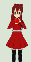 Kano's Little Apple. by SheLooksToTheSky