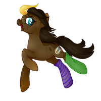 Commission: Artistyx by ShinyStrawberry