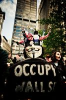 Occupy by ESCOGRAPHY