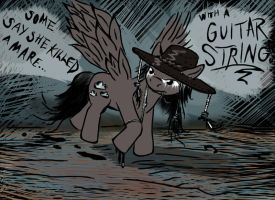 Killed A Mare by Owlor