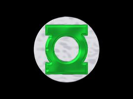 Green Lantern Symbol by veraukoion