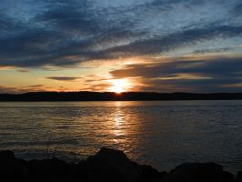 Another Mukilteo Sunset by aRetrodude