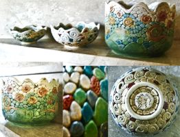 ceramics by Kistit