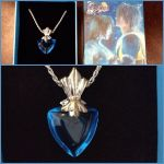 Final Fantasy Necklace Tidus and Yuna box by Kastella72