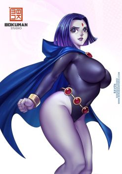 Raven PAtreon by bokuman