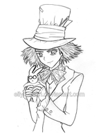 Mad Hatter by Eilyn-Chan
