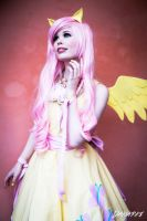 My Little Pony - FiM - Fluttershy by TineMarieRiis