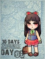 .: 30Days Adoptable Challenge - Day 08 {Closed} :. by Biiiscoito