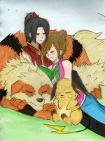 Tyzula Pokemon nap time by Ehpoca