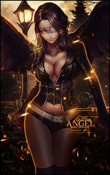 Fallen Angel [signature] by misyzherself