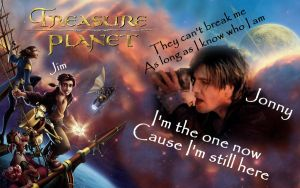Treasure Planet_ Jonny Rzeznik by SliderGirl