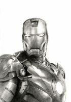 I AM IRON MAN by acornfall
