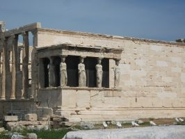 acropolis temple 2 by UndertakerisEpic