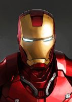 I am Iron Man by FonteArt