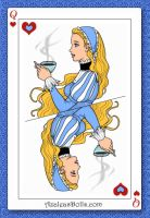 Alice of Hearts in Wonderland by Kailie2122