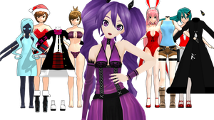 MMD Random Things 3 DL by 2234083174