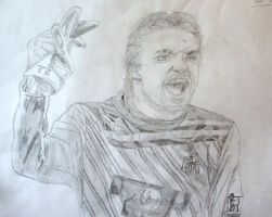 Tim Krul - Newcastle United by nath2897