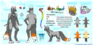 Neon Reference for 2012-2013 by Aquillic-Tiger