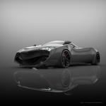 Concept car version 2 by Kamil1003