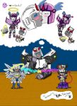 Prowl's Decepticon Kiss by TK-Productionz