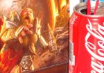 The Dwarf and The Coke by Natyara