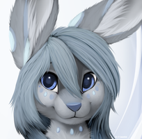 Echo Hare by jamesfoxbr
