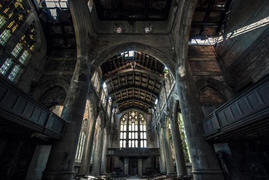 Abandoned Religion by 5isalive