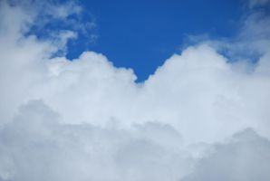 Clouds 1 by elanordh-stock