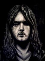 David Gilmour (Pink Floyd) by ConorTheStarchilde
